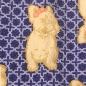 Lularoe TC2 leggings. Pug/frenchie/bugg/Boston dog